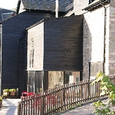 THE WATERMILL Aberfeldy - Bookshop, Art Gallery, Cafe - Commendation Best Commercial Building DIA Awards 2006