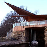 THE BOATHOUSE Loch Tay - RIBA Award for \'Architectural Excellence\' 2010