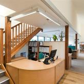 EARNSIDE HOUSE Crieff - RTS ltd Office - Shortlisted for Best Commercial Project DIA Awards 2011