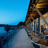 Taymouth Marina, Kenmore. Finalists for the Scottish Property Awards 2014 (results will be in February)